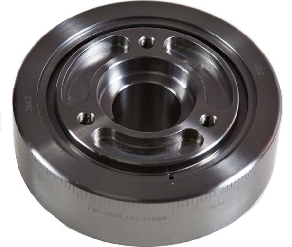 Romac 0207 - Harmonic Balancer Chevrolet Big Block 6.200 Internal