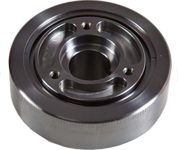 Romac 0208 - Harmonic Balancer Chevrolet Big Block 6.200 External