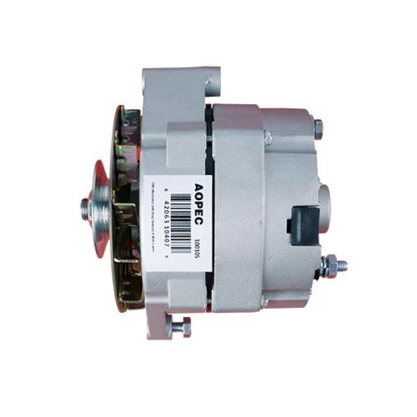 Aopec GM Street Alternators (140 Amp Natural V-Belt 1-wire 12si)