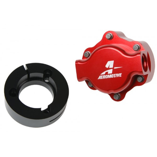 Aeromotive Billet Hex Drive Fuel Pump #11107
