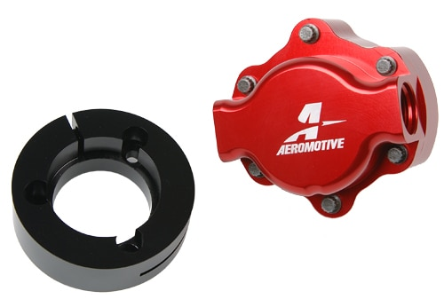 Aeromotive Billet Hex Drive Fuel Pump #11107