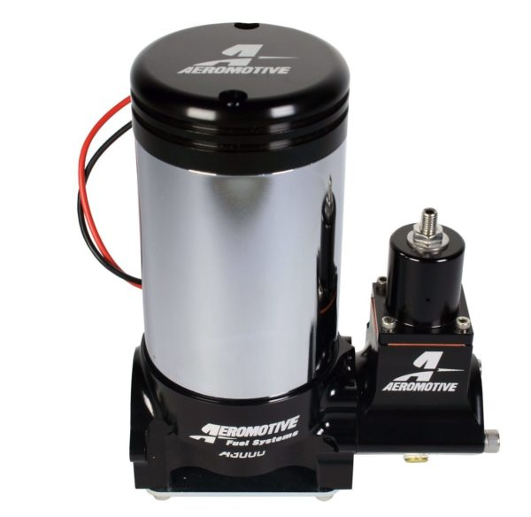 Aeromotive A3000 Electric Fuel Pump and Regulator #11222