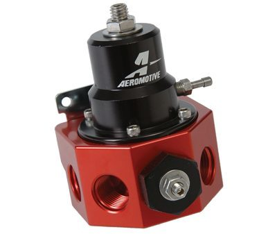 Aeromotive Double-Adjustable Bypass Regulator #13209