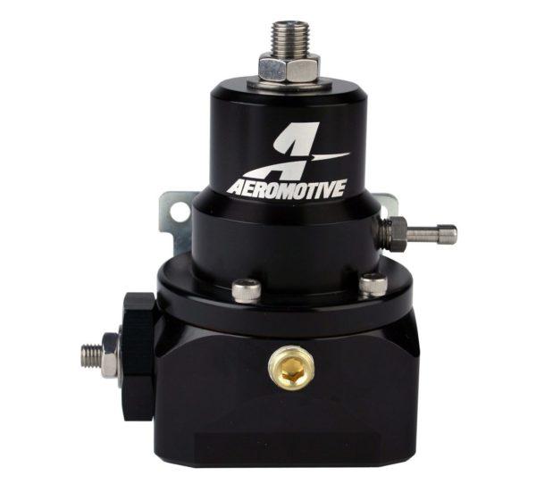 Aeromotive Double-Adjustable Bypass, 2-Port Regulator #13214