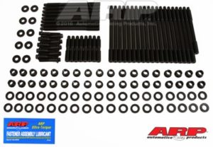 "ARP 134-4702 - Cylinder Head 12pt stud Kit, Professional Series, World Warhawk LS7 Heads w/ World Warhawk 9.240"" Aluminum Blocks"