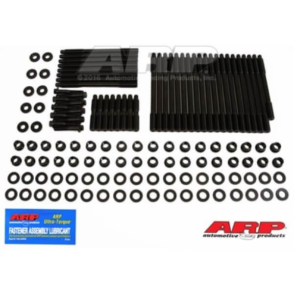 """ARP 134-4702 - Cylinder Head 12pt stud Kit, Professional Series, World Warhawk LS7 Heads w/ World Warhawk 9.240"""" Aluminum Blocks"""