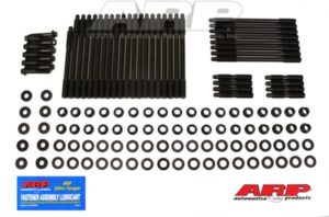 "ARP 134-4703 - Cylinder Head 12pt stud Kit, Professional Series, World Warhawk LS7 Heads w/ World Warhawk 9.800"" Aluminum Blocks"