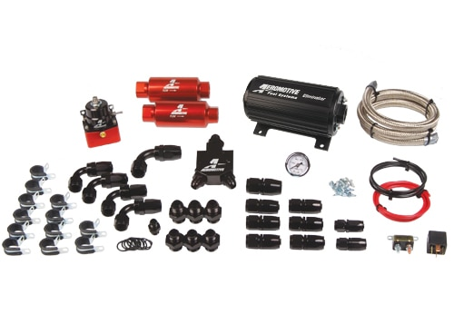 Aeromotive Eliminator EFI Fuel System #17126