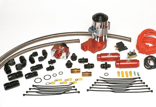 Aeromotive SS Series Complete Carbureted System #17201
