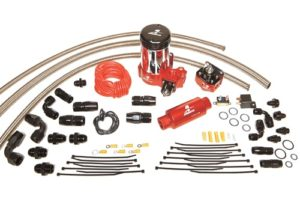 Aeromotive A2000 Carbureted Fuel System -Single Carb. #17203