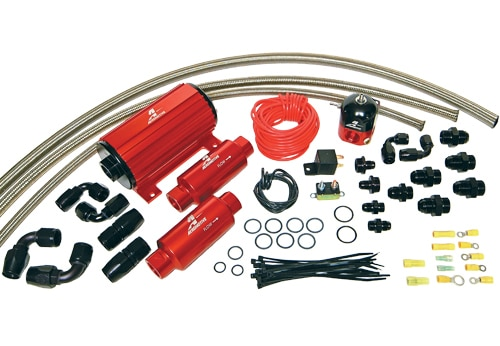 Aeromotive A1000 Carbureted Fuel System- Single Carb. #17242