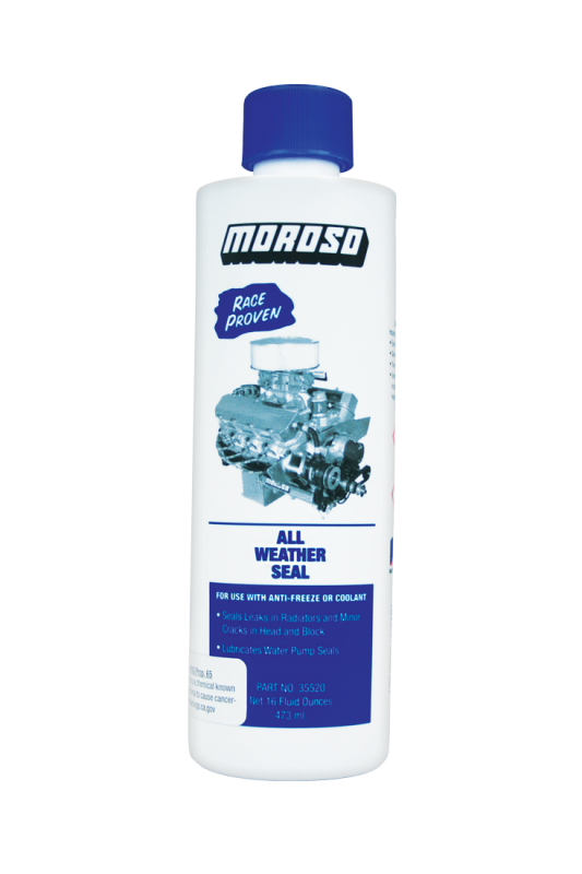 Moroso 35520 ALL WEATHER SEAL, 1 PT