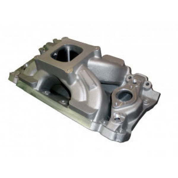 "Bill Mitchell Products BMP 063031 - Intake Manifold Chevy Big Block 10.200"" 4150 Carb Flange"