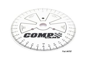 Comp Cams 4787 Sportsman Degree Wheel; 7.5""