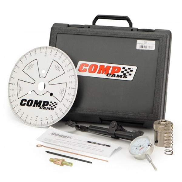 Comp Cams 4943 Ford 5.0L 4V Coyote Camshaft Degree Kit