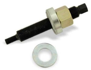 """Moroso #61742- Harmonic Balancer Installation Tool, For all Fords or any engine with a 5/8"""" -18 threaded hole in the crank"""