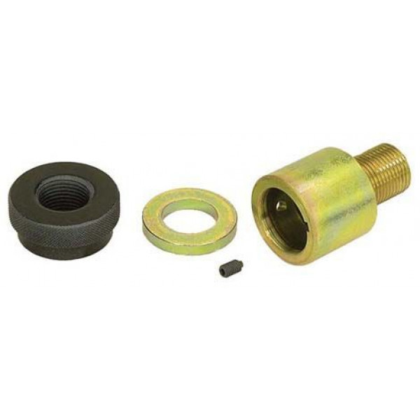 Moroso #61757- Crankshaft Socket for Degree Wheel Fits: GM LS Series Engines with keyway