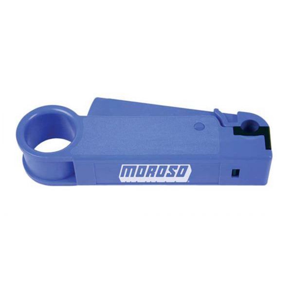 Moroso #62272 Enhanced Ignition Wire Stripping Tool, for 8mm & 8.65mm diameter wire