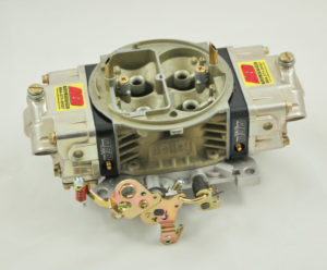 AED Performance - 650 HO Series Aluminum Carburetor, Gas, Std Booster, Billet Red Metering Blocks AL650HO-RD