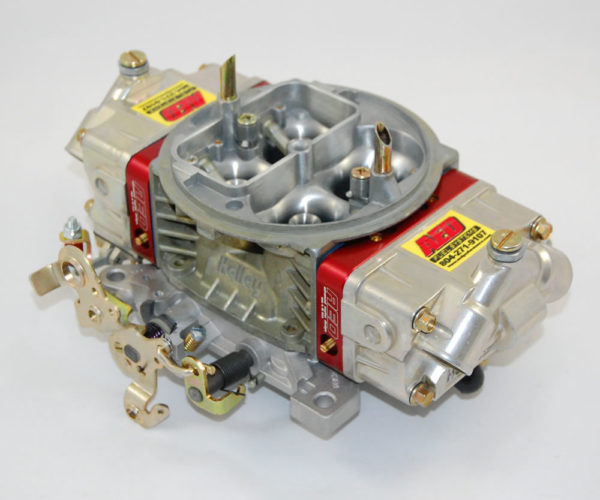 AED Performance - 750 Modified Series Aluminum Carburetor, Gas, Std Booster AL750HOM-RD