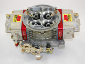 AED Performance - 850 Modified Series Aluminum Carburetor, Gas, Std Booster AL850HOM-RD