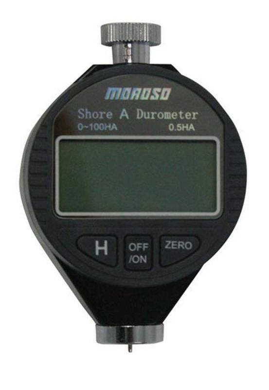 Moroso #89585 Digital Durometer with Case