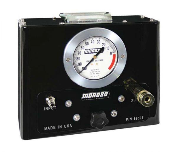 Moroso #89603 Cylinder Leak Down Tester