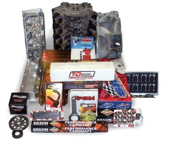 Big Block Chevy 565 Cubic Inch Street Strip Engine Package