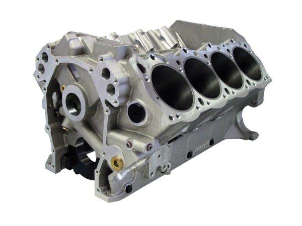 Bill Mitchell Products BMP 088515 - Aluminum Engine Block Hemi Block 10.720 Deck, 4.490 Bore, Billet Caps