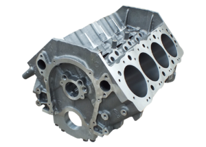 Dart 31253654 - Cast Iron GEN VII 8.1 Engine Block Chevy Big Block 10.236 Deck, 4.600 Bore