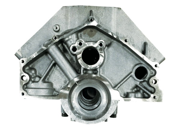 Dart 31253654 - Cast Iron GEN VII 8.1 Engine Block Chevy Big Block 10.236 Deck, 4.600 Bore