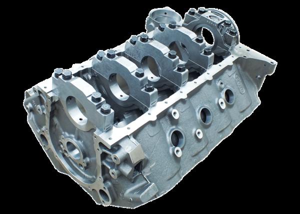 Dart 31253454 - Cast Iron GEN VII 8.1 Engine Block Chevy Big Block 10.236 Deck, 4.500 Bore