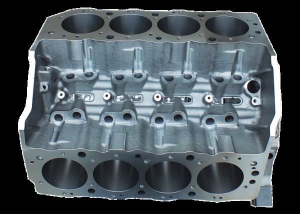 Dart 31253754 - Cast Iron GEN VII 8.1 Engine Block Chevy Big Block 10.236 Deck, 4.625 Bore