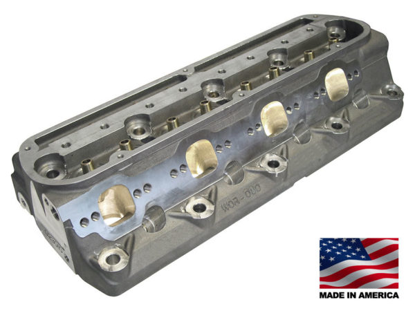 "Bill Mitchell Products BMP 023010C - Cylinder Heads Aluminum Ford Small Block 245cc 64cc 18Degree 2.080"" x 1.600"" CNC PORTED"