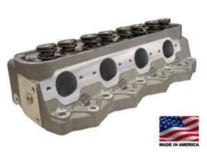 "Bill Mitchell Products BMP 023012 - Cylinder Heads Aluminum Ford Small Block 275cc 64cc 10Degree 2.250"" x 1.625"""