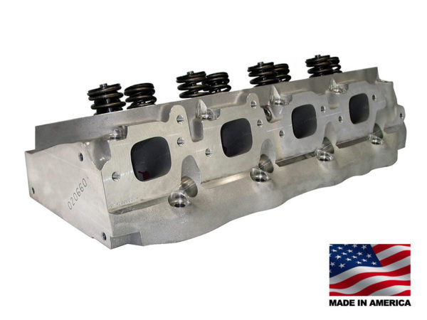 "Bill Mitchell Products BMP 020660 - Cylinder Heads Aluminum Chevy Big Block 350cc 119cc 24Degree 2.300"" x 1.880"""