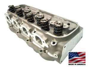 "Bill Mitchell Products BMP 020750 - Cylinder Heads Aluminum Chevy Big Block 320cc 80cc 16Degree 2.350"" x 1.880"""