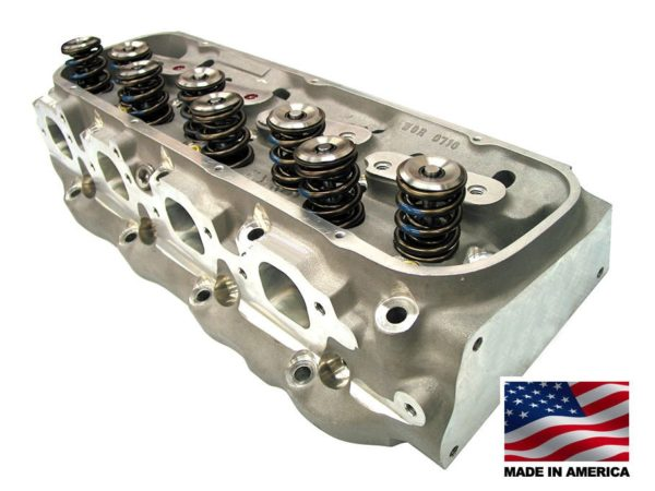 "Bill Mitchell Products BMP 020750C - Cylinder Heads Aluminum Chevy Big Block 345cc 98cc 16Degree 2.350"" x 1.880"" CNC PORTED"
