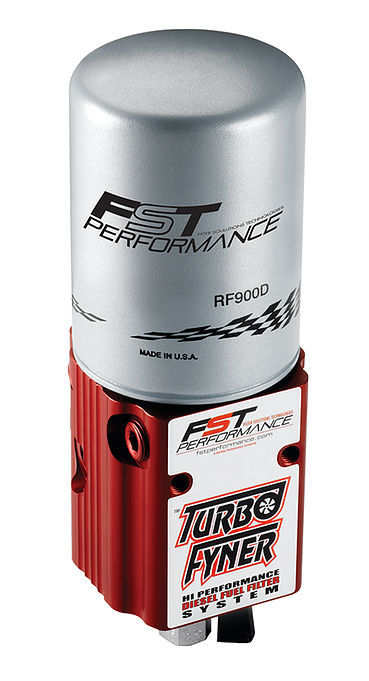 FST Performance RPM900 - Flo Max In Line Fuel Filter System