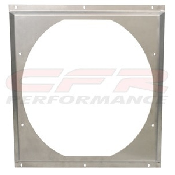 "CFR Performance Radiator Fan Shroud 16-5/8"" x 16-5/8"" x 14"" HZ-1008-22"
