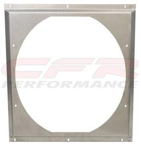 """CFR Performance Radiator Fan Shroud 16-5/8"""" x 16-5/8"""" x 14"""" HZ-1008-22"""