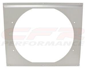 """CFR Performance Radiator Fan Shroud 18-5/8"""" x 16-5/8"""" x 14"""" Hz-1008-24"""