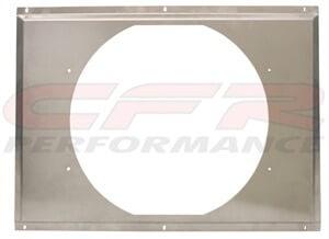 """CFR Performance Radiator Fan Shroud 22-5/8"""" x 16-5/8"""" x 14"""" HZ-1008-28"""