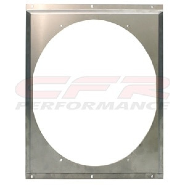"""CFR Performance Radiator Fan Shroud 16-5/8"""" x 18-5/8"""" x 16"""" HZ-1009-22"""