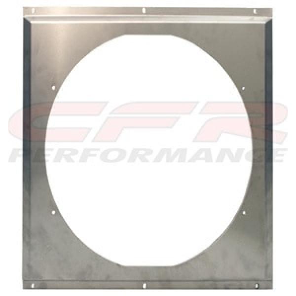 """CFR Performance Radiator Fan Shroud 18-5/8"""" x 18-5/8"""" x 16"""" HZ-1009-24"""