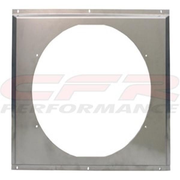 """CFR Performance Radiator Fan Shroud 20-5/8"""" x 18-5/8"""" x 16"""" HZ-1009-26"""