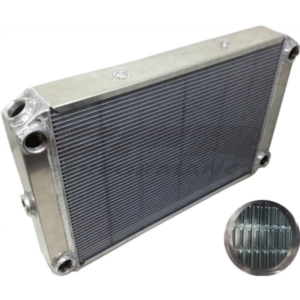 CFR Performance EMC=X3 Aluminum Radiator 26x19 HZ-40012-X3