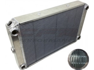 CFR Performance EMC=X2 Aluminum Radiator 31x19 HZ-40016-X2