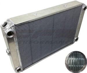 CFR Performance EMC=X2 Aluminum Radiator 24x19 HZ-40011-X2