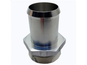 """CFR Performance 20AN Male to 1.25"""" Hose Fitting HZ-40030"""
